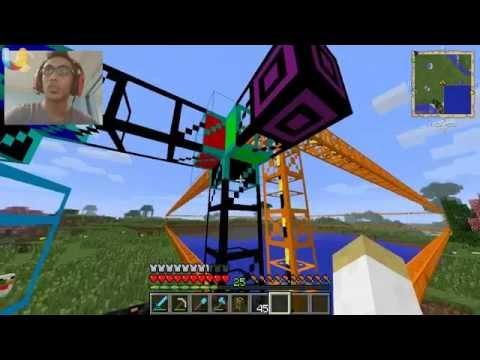 ماين كرافت : واخييييرا خلصنا #27|27# Minecraft FTB : d7oomy999