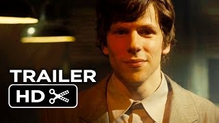 The Double Official Trailer (2014) - Jesse Eisenberg, Mia Wasikowska Movie HD