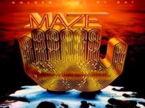 Maze featuring Frankie Beverly ~ Golden Time Of Day (1978)