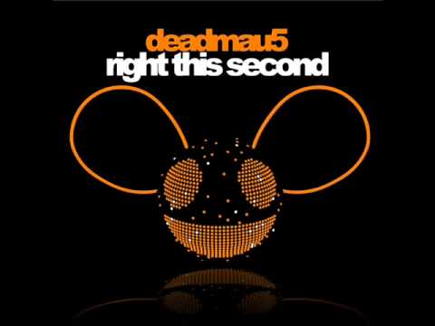 Deadmau5 - Right This Second (OFFICIAL)