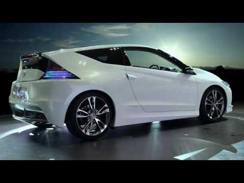 2011 Honda CR-Z Development Video