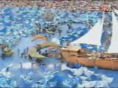 Barcelona 1992 Opening Ceremony - Mediterranean Sea 2/2