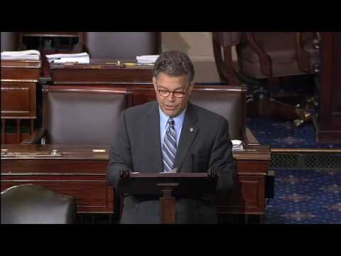 Sen. Franken-s Amendment to Force Corporations To Give Assault Victims Day In Court