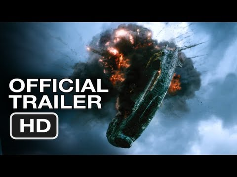Prometheus Official Trailer #1 - Ridley Scott Alien Movie (2012) HD