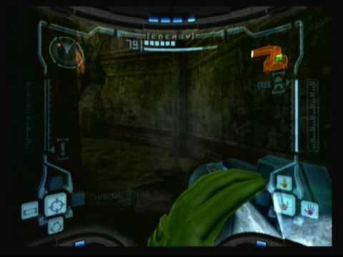 Metroid Prime Walkthrough Part 36-Ice Beam For the Win