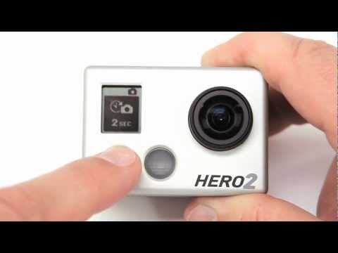 GoPro How To: Start Using Your HD HERO2 Camera