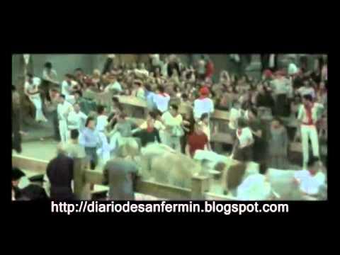 Encierro San Fermin Pamplona 09 07 75  La Trastienda