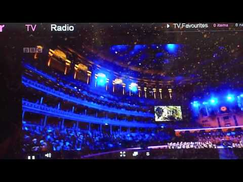 The Choir of Army Wives at the Albert Hall