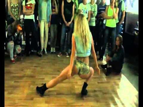 Dançarinas russas Twerk Dance