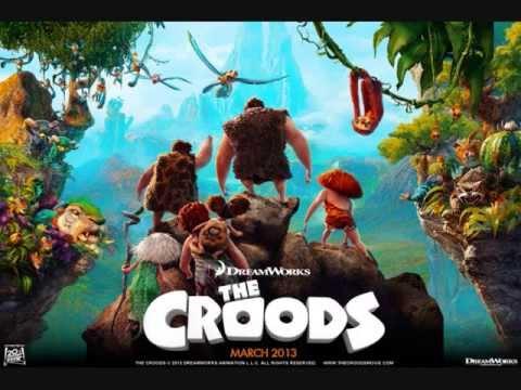 The Croods - générique de fin poster