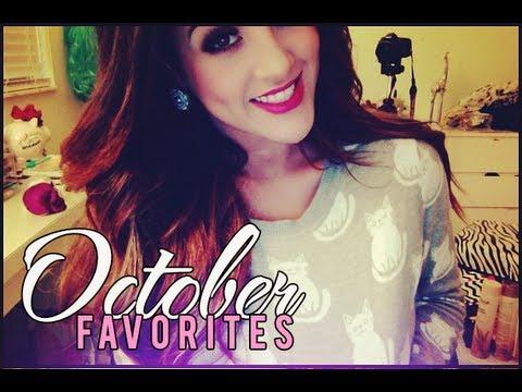 October Favorites 2O12 - UCz0Qnv6KczUe3NH1wnpmqhA