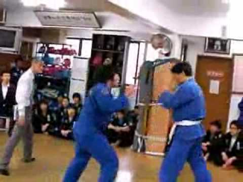 1No, Gongkwon Yusul  friendship match May 2009(Korea jiu jitsu Hapkido)