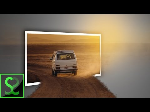 How To Make A Pop up Photo Effect in Photoshop | Photoshop tutorial