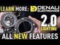 Introducing DENALI 2.0 - Brighter, Tougher, & Smarter Motorcycle Lights