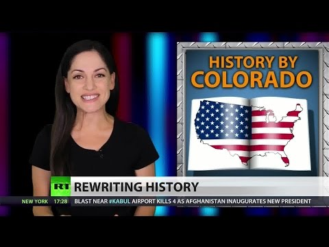 Colorado to scrub civil disobedience from history  (Education)   9/30/14
