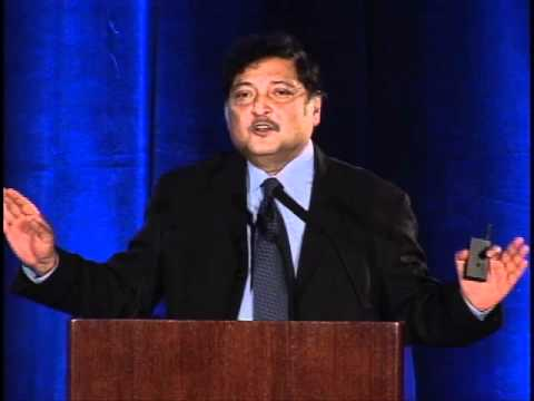 Sugata Mitra: If the World Belongs to Our Children Then Why Don't We Just Give It to Them