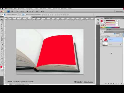 Video Tutorial Photoshop: alla scoperta dell' Oggetto Avanzato ( Smart Object ) -- 3
