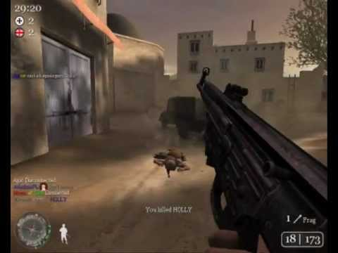 Call Of Duty 2 Multiplayer