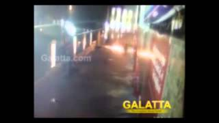 Attack on Sathyam Cinemas before Kaththi release Kollywood News 23-10-2014 Online Attack on Sathyam Cinemas before Kaththi release Red Pix tv  Kollywood News October-23