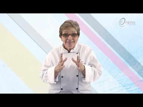 Cursos de Confeitaria Artística Doces Finos e Bolos Artísticos Professora Vanir Petter