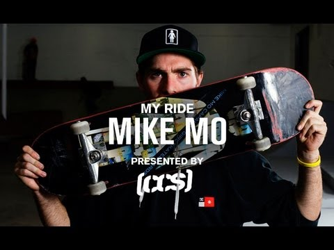 My Ride: Mike Mo Capaldi - TransWorld SKATEboarding