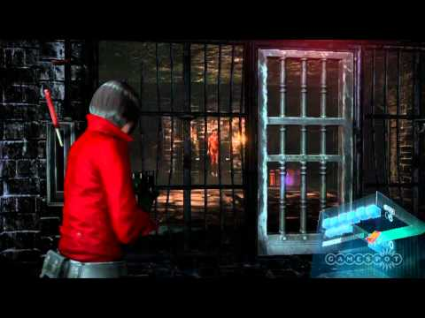 Ada Wong Key Hunting - Resident Evil 6 Gameplay
