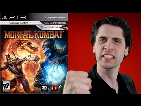 Mortal Kombat game review