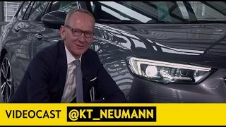 Новый Opel Insignia стал универсалом