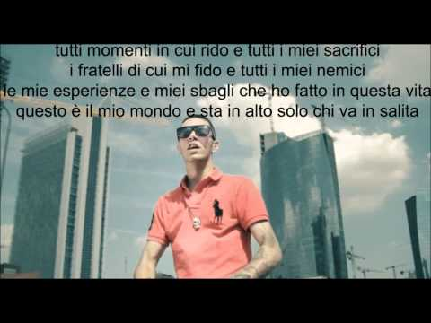 Emis Killa - Di.Enne.A + testo (Official Video)