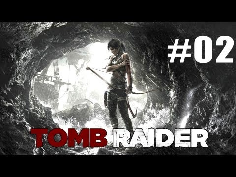 Tomb Raider Walkthrough - Part 2 - [PC | XBOX 360 | PS3]