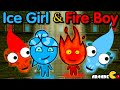 Fireboy and Watergirl 4 - The Crystal Temple Walkthrough