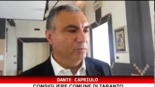 Mantenere l'Autorità portuale a Taranto: L'intervento del consigliere comunale Dante Capriulo