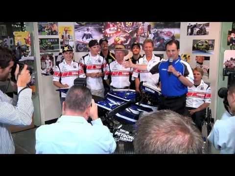 Yamaha 50th Anniversary GP Video
