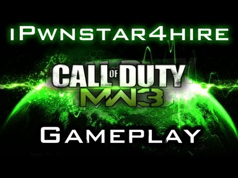 "MW3 PM9: ""My First Commentary"" (Modern Warfare 3 Arkaden Gameplay/Commentary)"
