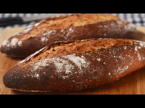 Multigrain Bread Recipe Demonstration - Joyofbaking.com