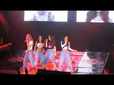 Little Mix - Wings - at the BIC, Bournemouth on 16/02/2013