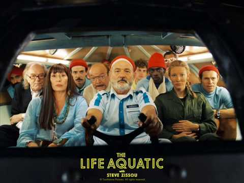 The Life Aquatic Soundtrack -  Ping Island/Lightining Strike Rescue Op