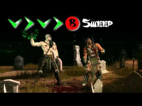 Mortal Kombat - Fatalities 6 (Cyber Sub-Zero, Quan Chi, Kratos)
