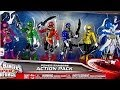 Power Rangers Super Megaforce Action Pack (Prince Vekar!)