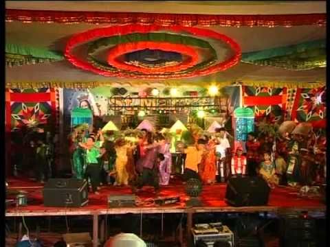 st marys annual day 2014 video 14, Tamil Village and City Dance