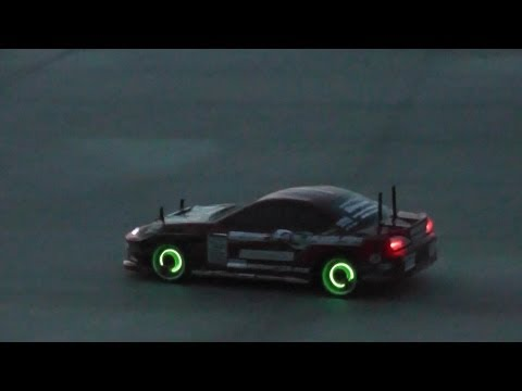 Awesome lights for RC Drift Car shell and wheels - UCsFctXdFnbeoKpLefdEloEQ