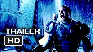 Pacific Rim Official Trailer (2013) - Charlie Hunnam Movie HD