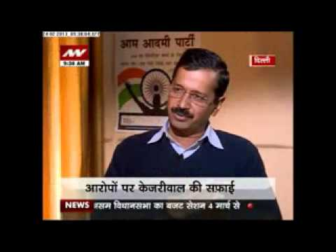News Nation's exclusive interview with Arvind Kejriwal