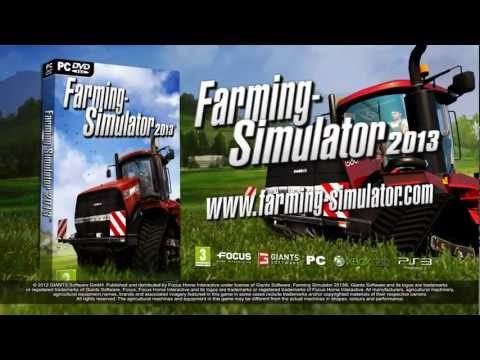 Farming Simulator 2013 - Garage Trailer