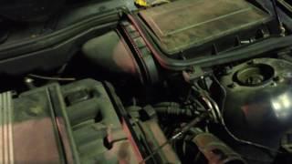 ДВС (Двигатель) BMW 5-series (E39) Артикул 900050307 - Видео