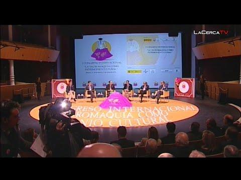 Congreso Internacional de Tauromaquia - IV Mesa Redonda - lmpacto económico de la Tauromaquia