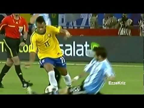 Neymar Goals &amp; Skills 2011 HD