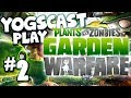 Plants vs Zombies Garden Warfare Deathmatch XBox One #2