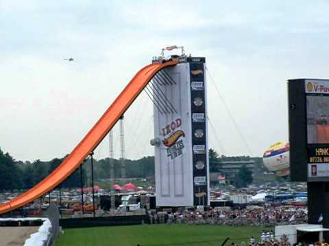 Fearless at the 500 Record Jump