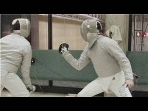 Fencing Tips : How Is Fencing Scored in Olympics?